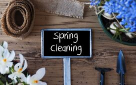 Outdoor Spring-Cleaning Checklist
