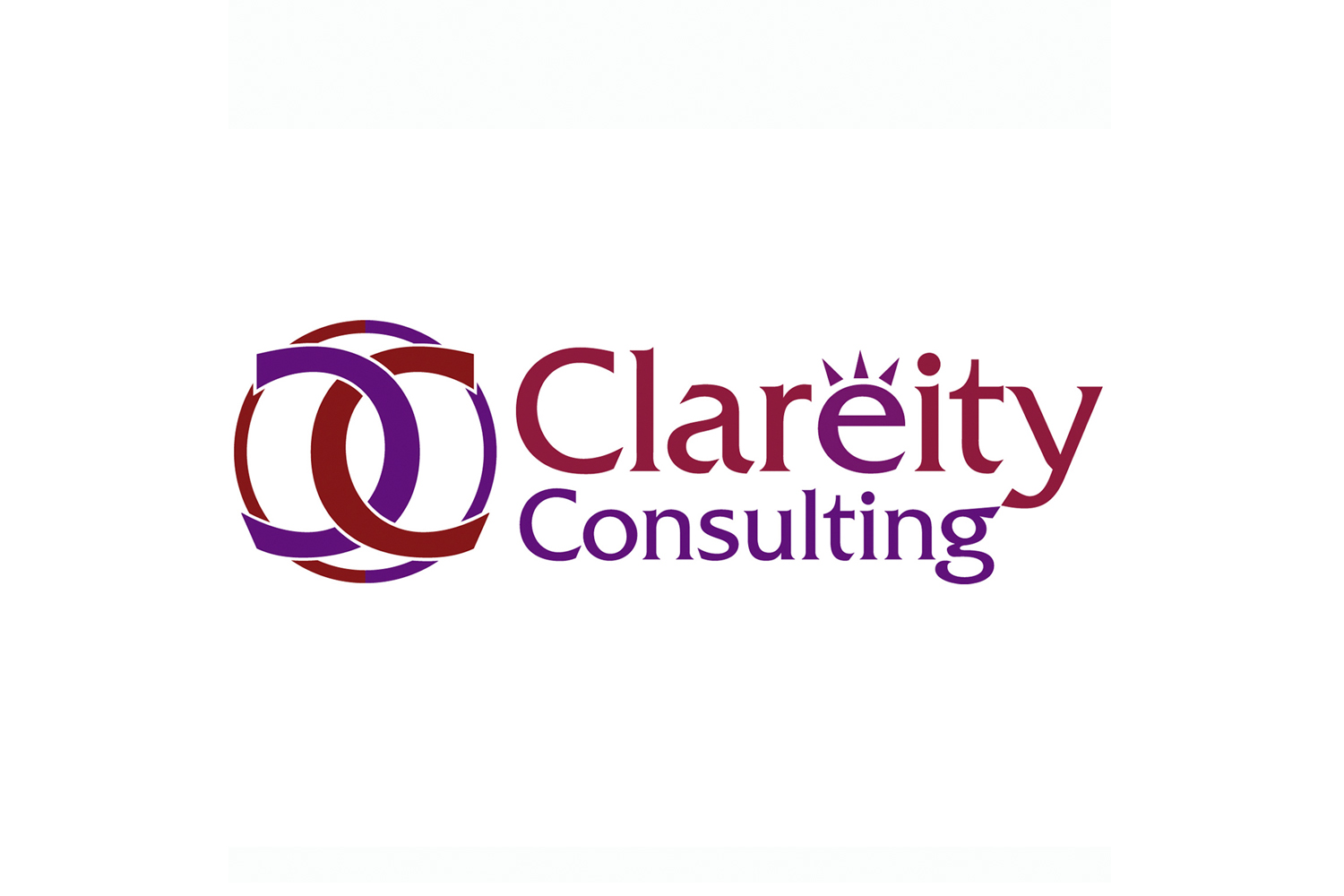 Logo design sample for Clareity Consulting