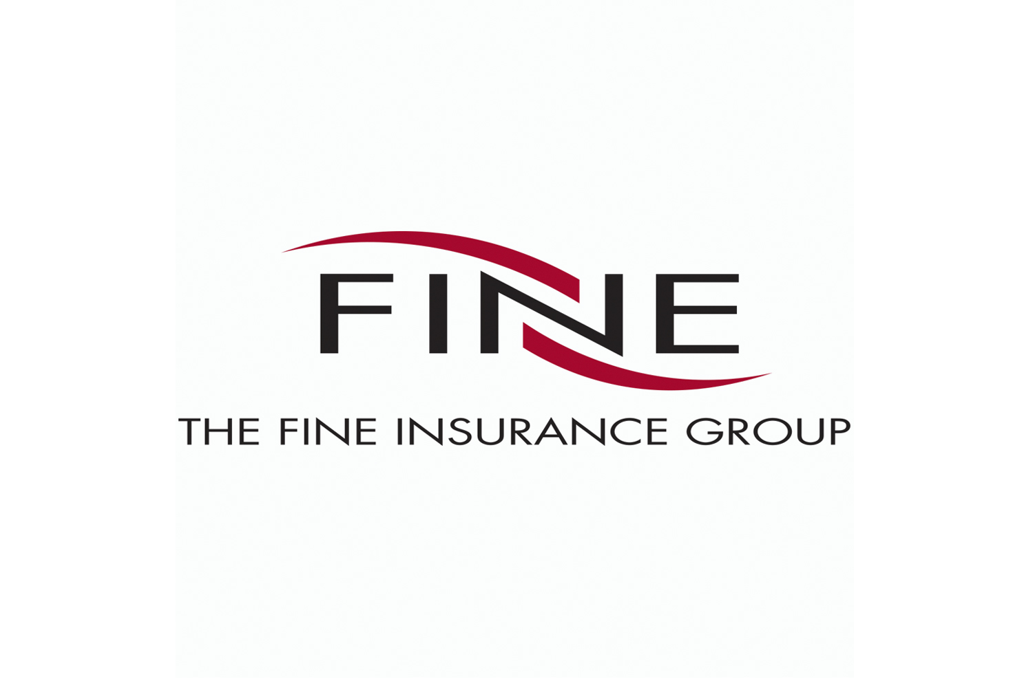 logo design sample for Fine Insurance Group