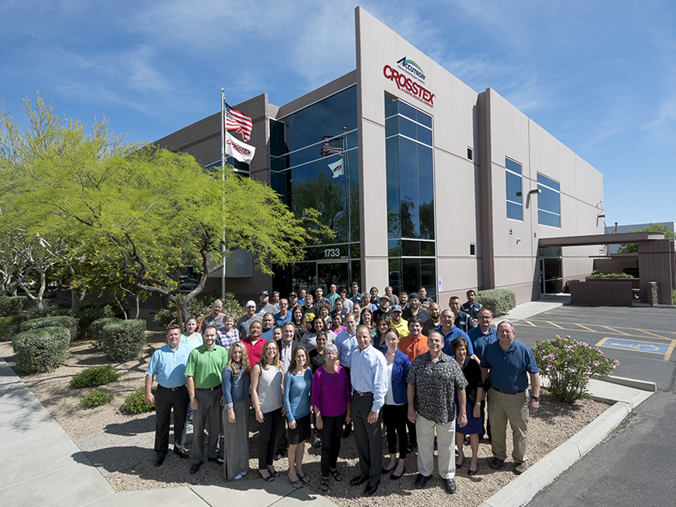 Sample of corporate photography services offered in Deer Valley, Arizona