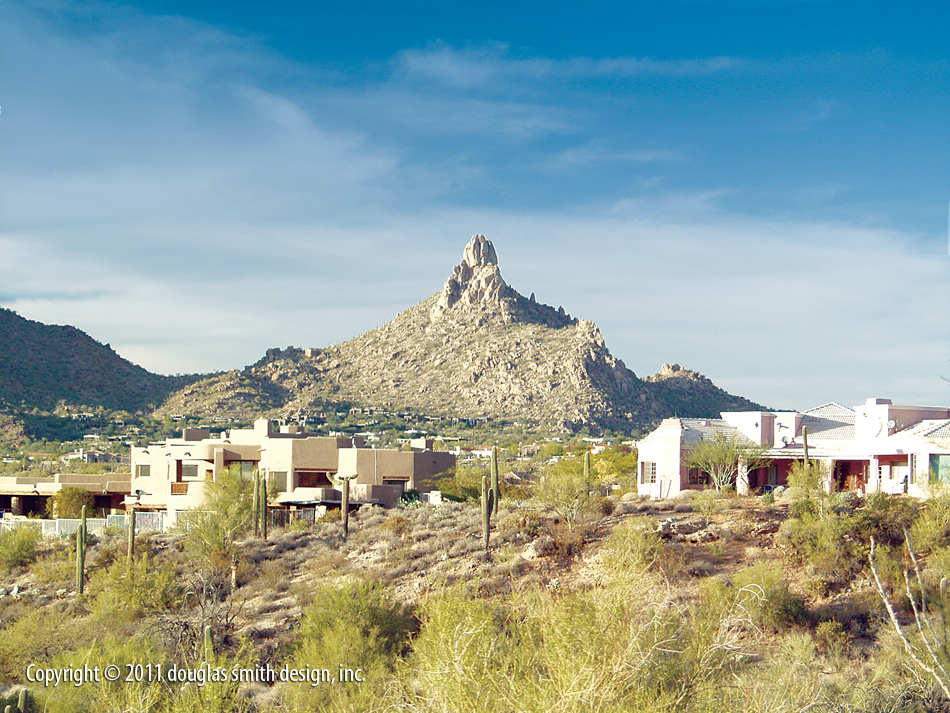 Photography sample of Pinnacle Peak In Scottsdale Arizona
