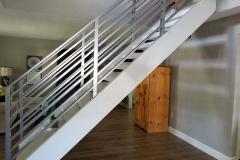 Aluminum Handrails Interior