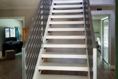 Aluminum Handrails Stairs