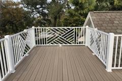 Aluminum Balcony Handrail