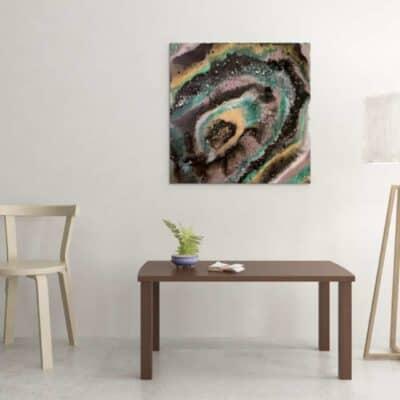 Jana Gamble | Intuitive Art Charlottesville | Annihilation