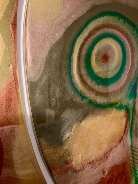 Jana Gamble | Intuitive Original Art Charlottesville | Daisy Detail