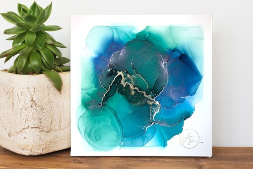 Jana Gamble | Intuitive Art Charlottesville | Eloquence