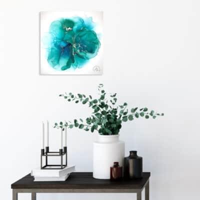 Jana Gamble | Intuitive Art Charlottesville | Eunoia