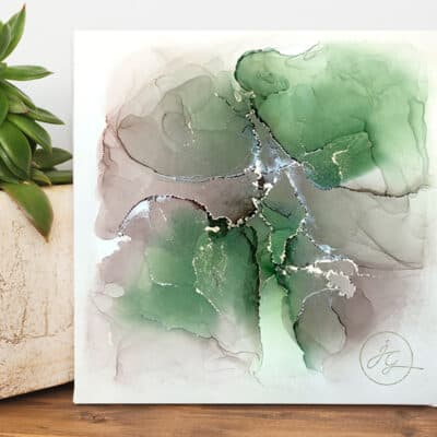 Jana Gamble | Alcohol Ink Artist | Alcohol Ink Art | Mixed Media Art | Acrylic Art | Original Art for Sale | Charlottesville Virginia | Onism