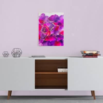 Jana Gamble | Alcohol Ink Artist | Alcohol Ink Art | Mixed Media Art | Acrylic Art | Original Art for Sale | Charlottesville Virginia | Nurture