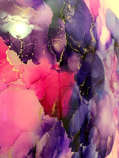Jana Gamble   Intuitive Art Charlottesville   Cosmos