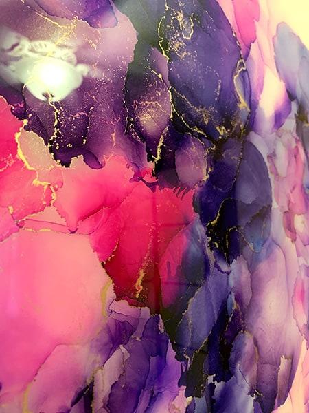 Jana Gamble | Intuitive Art Charlottesville | Cosmos