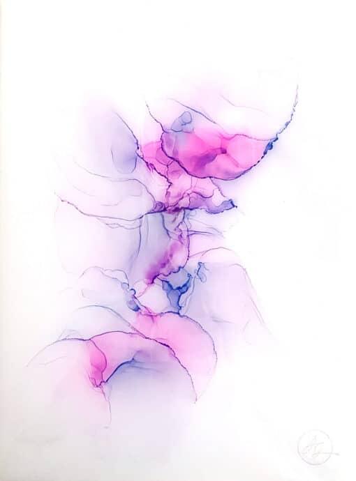 Jana Gamble | Intuitive Art Charlottesville | Lullaby