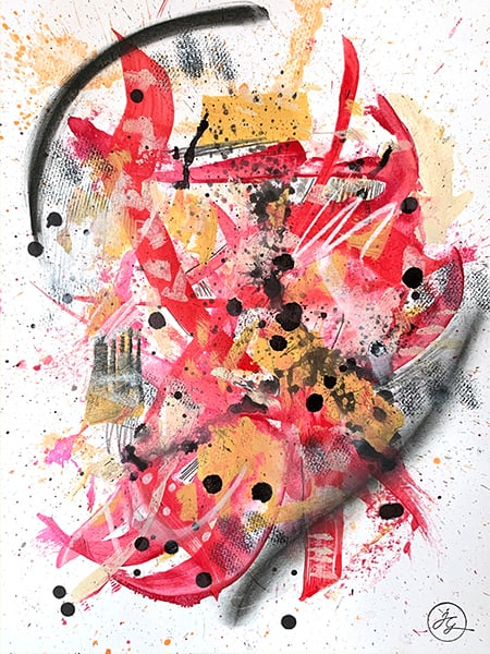 Jana Gamble | Alcohol Ink Artist | Alcohol Ink Art | Mixed Media Art | Acrylic Art | Original Art for Sale | Charlottesville Virginia | Firgun