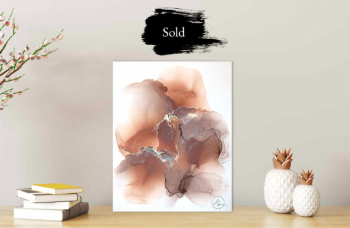 Jana Gamble | Original Art for Sale | Cynosure Sold