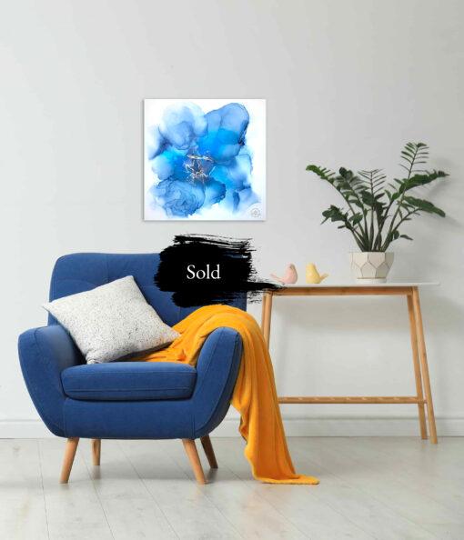 Jana Gamble | Original Art for Sale | Incipient Sold