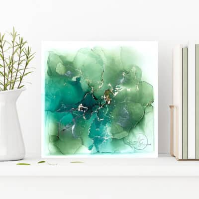 Jana Gamble | Alcohol Ink Artist | Alcohol Ink Art | Mixed Media Art | Acrylic Art | Original Art for Sale | Charlottesville Virginia | Japa Image