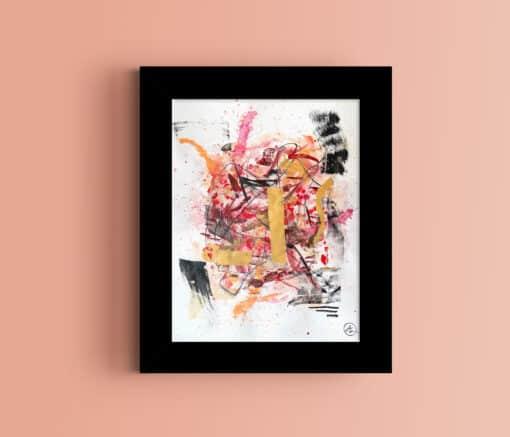 Jana Gamble | Intuitive Art Charlottesville | Meraz Image