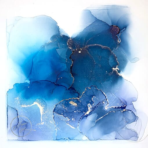 Jana Gamble | Alcohol Ink Artist | Alcohol Ink Art | Mixed Media Art | Acrylic Art | Original Art for Sale | Charlottesville Virginia | Ohyana