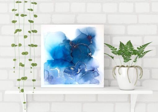 Jana Gamble | Alcohol Ink Artist | Alcohol Ink Art | Mixed Media Art | Acrylic Art | Original Art for Sale | Charlottesville Virginia |Ohyana Image