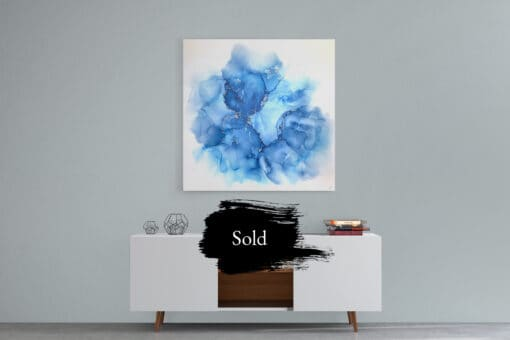 Jana Gamble | Original Art for Sale | Aditi Sold