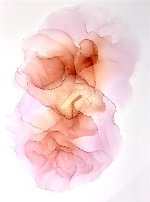 Jana Gamble | Original Art for Sale | Memory Closeup