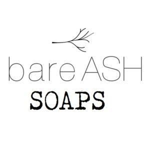 bareASH Soaps.