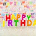 Postales con frases de Feliz cumpleaños para dedicar a un padre