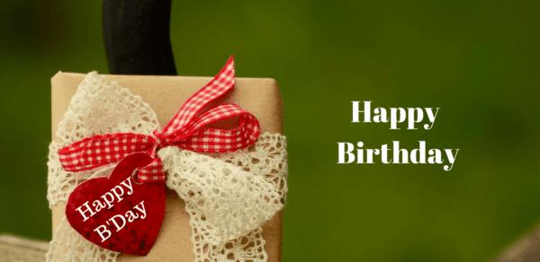 Tarjetas con frases de Feliz Cumpleaños