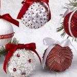 Los mejores diseños de bolas navideñas