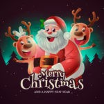 Las mejores imágenes de papa Noel