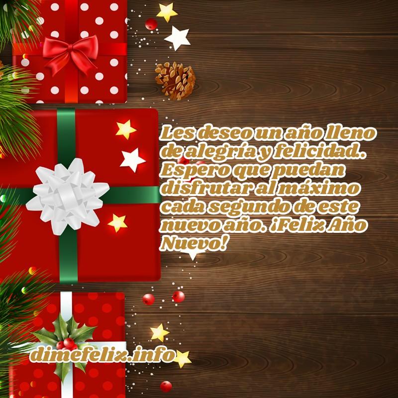 Imágenes con frases navideñas
