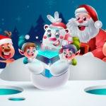 Las mejores imágenes navideñas para compartir en Facebook