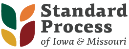 Standard Process of Iowa and Missouri Logo