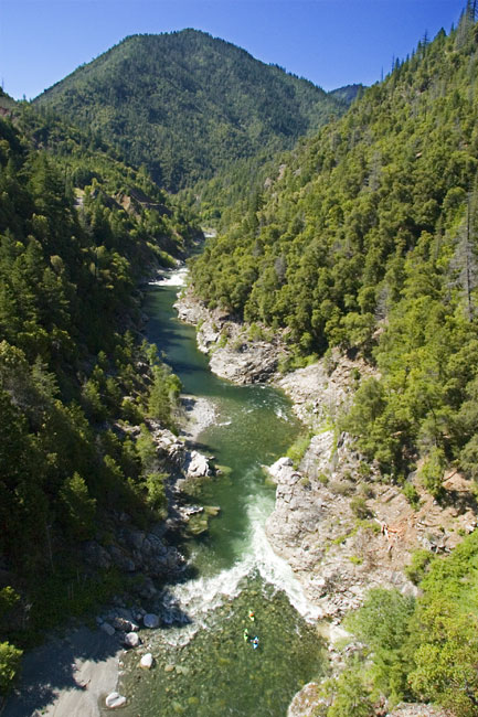 Salmon-River-California-Above-Wooley-Creek-by-Scott-Harding