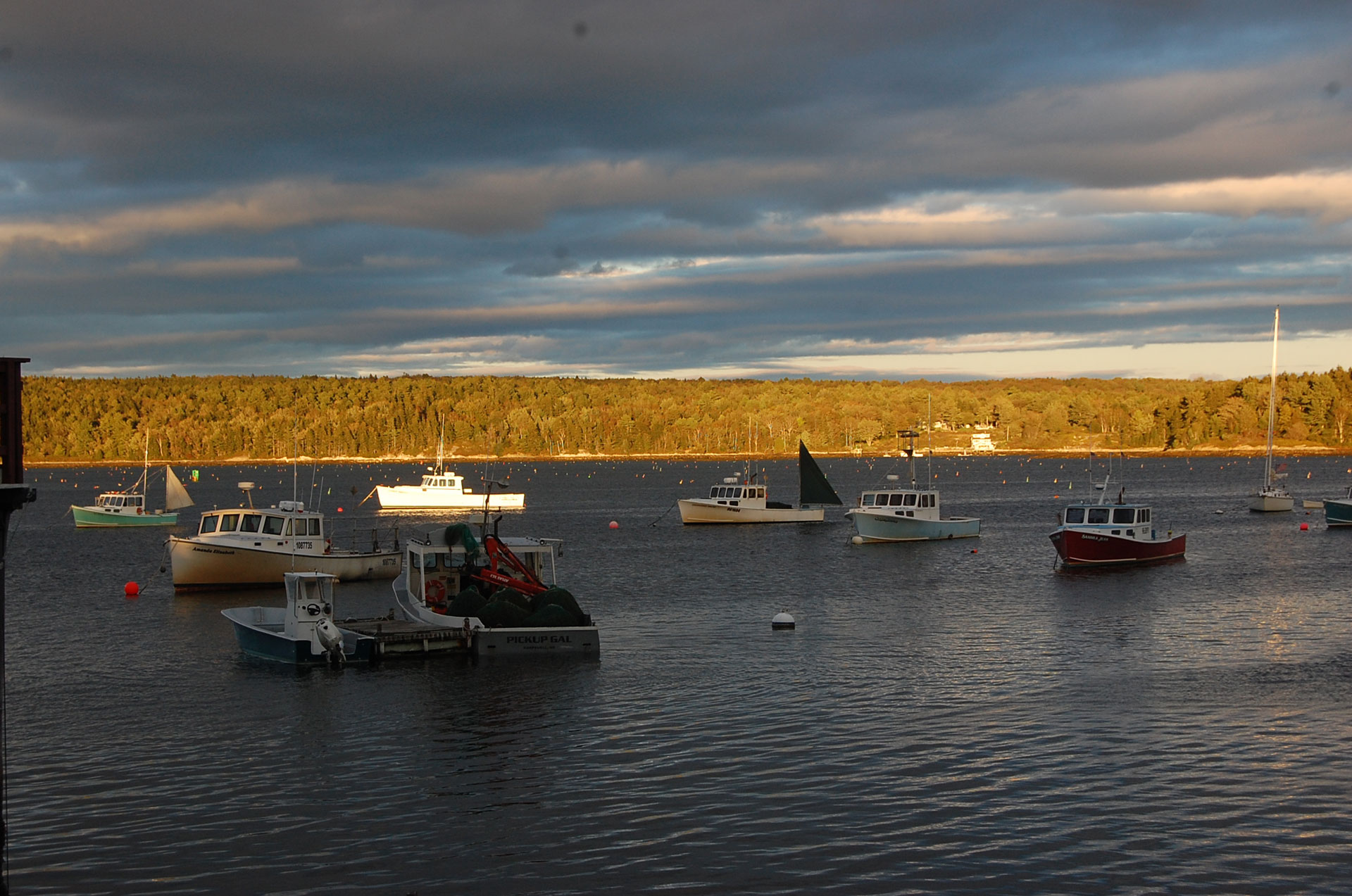 Cheever-lobster-boats