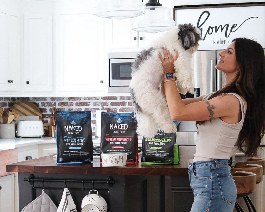 Healthy and Natural Dog Food Option
