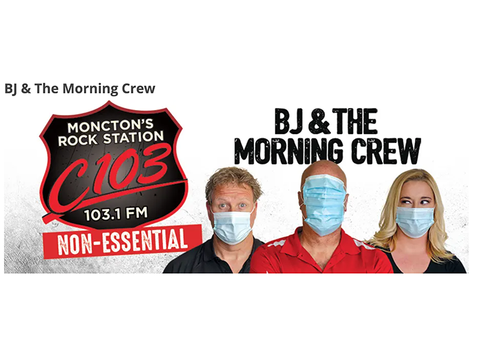 Broadcast Dialogue - BJ & the morning crew