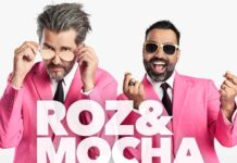 Roz and Mocha