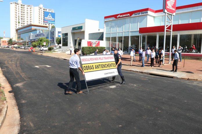 avenida Bady Bassitt volta a ser aberta ao trânsito