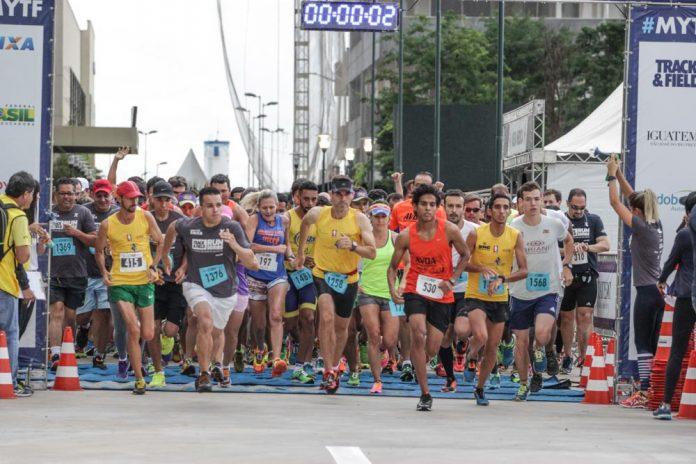 2ª etapa da corrida Track&Field Run Series em Rio Preto acontece no Iguatemi Rio Preto