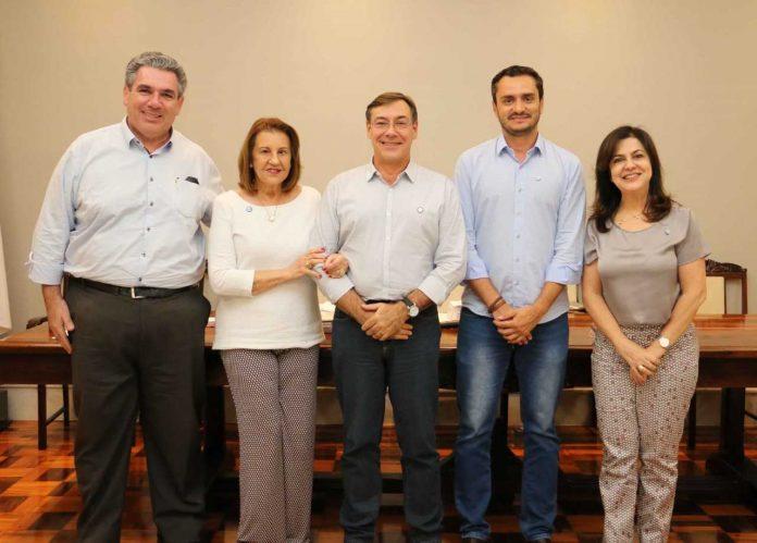 Paulo Sader foi reeleito presidente da Associação Comercial e Empresarial de São José do Rio Preto