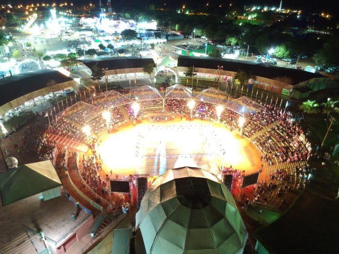 54º Festival do Folclore levou público recorde de 30 mil pessoas para o Recinto