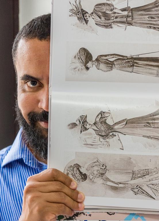 A Cia. Cênica está com inscrições abertas para o Ateliê de Figurinos