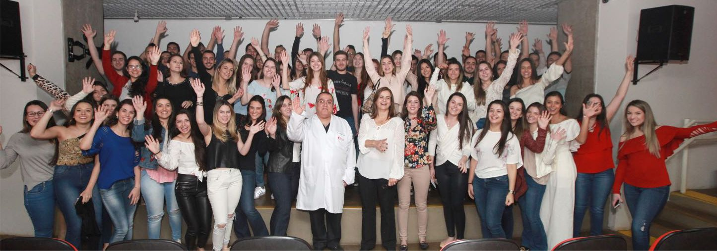 63 novos alunos Faceres