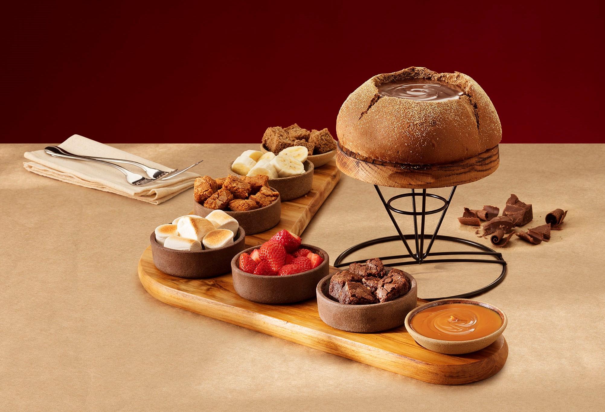 Chocolate Fondue Outback