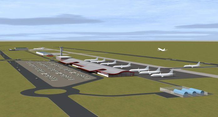 Projeto Aeroporto Olimpia