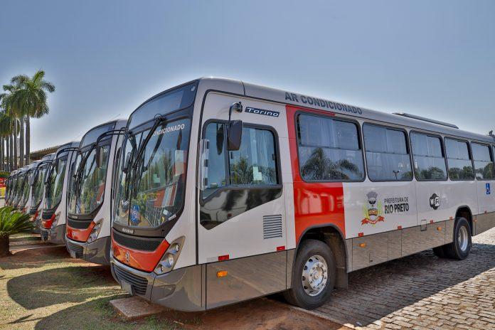 Nova Frota Ônibus Itamaraty