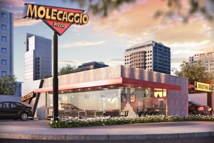 Rede de franquia Molecaggio Pizzas inaugura unidade em Bady Bassitt