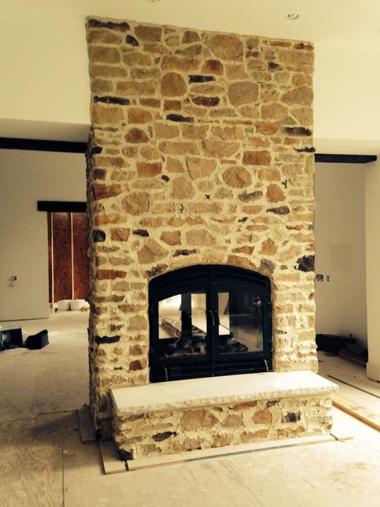 Fireplace/Mantel